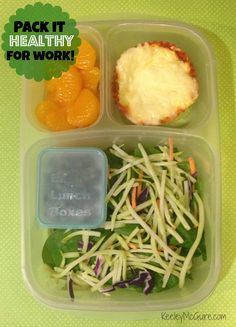 Gluten Free & Allergy Friendly: Lunch Made Easy: Veggie Lasagna Cups for School & Work Lunches