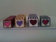 New cernit polymer clay heart shaped tutorial is now published on ...