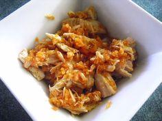 Pollo soia e carote