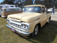 1960 Ford F100 Truck | Flickr - Photo Sharing!