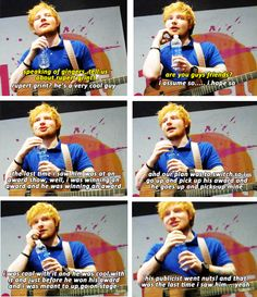 ED SHEERAN AND HIS FRIENDSHIP WITH RUPERT GRINT