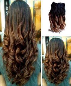 Long & full #hair