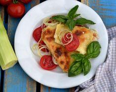 jednoduche recepty z kuracieho masa Vegetable Pizza, Vegetables, Breakfast, Food, Fitness, Recipes, Morning Coffee, Essen, Eten