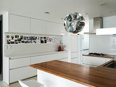 ㄷ자 조리대와 부엌 수납장이 마음에 듦 Interior, Kitchen, Table, Furniture, Design, Home Decor, Cooking, Decoration Home, Indoor