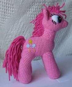 Knit One Awe Some: My Little Pony: Friendship is Magic - I may need to make one for Riley
