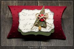 Paper, ART & Co.: Tannenbaum - Boxen