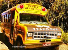 Trago Bus de  Canela | RS. http://www.cafeviagem.com/programas-inverno-em-canela/