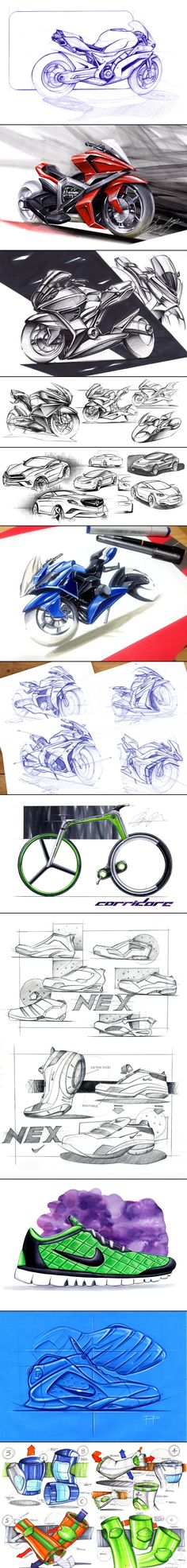 Some sketches for school projects, internships , clients and pure leisure.... Frederick Phua - created via http://pinthemall.net