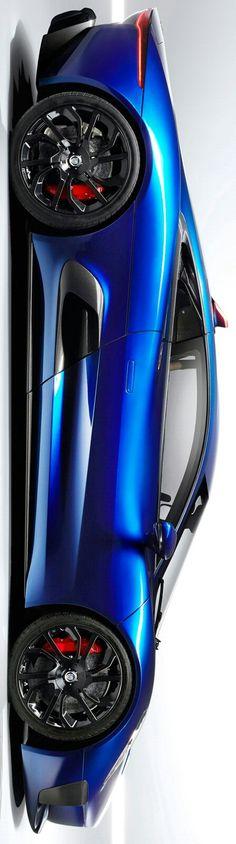 Jaguar C-X75 Prototype by Levon