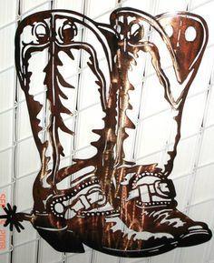 Cowboy Silhouette Patterns