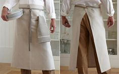 studiopatro cafe aprons: calling all cooks, waiters and kitchen helpers.