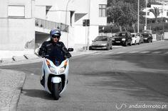 Andardemoto.pt - Honda Forza 300 ABS