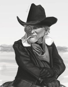 TOONPOOL Cartoons - Jack Palance by tagged caricature, palance - Category Famous People - rated / Funny Caricatures, Celebrity Caricatures, Satire, Jack Palance, Create A Comic, Bagdad, Caricature Drawing, Hollywood, Funny Art