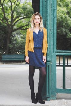 ROBE LADELLE - deux two
