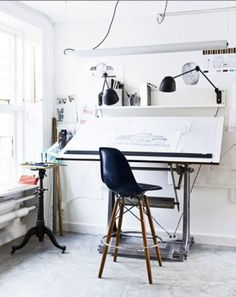 For my future interior design studio