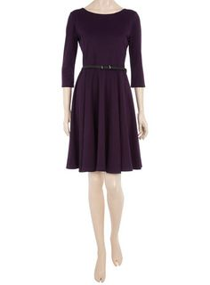 Another great work dress. PURPLE!
