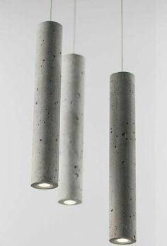 Concrete lamp, concrete pendant lamp 300 mm – Lamp World Beton Design, Luminaire Design, Concrete Design, Design Design, Cafe Design, Concrete Light, Concrete Lamp, Concrete Furniture, Plywood Furniture