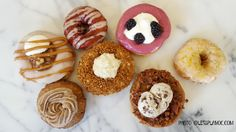 New Spring Flavors at poqetDONUTS