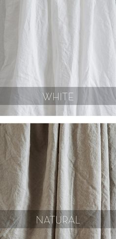 White natural cushion