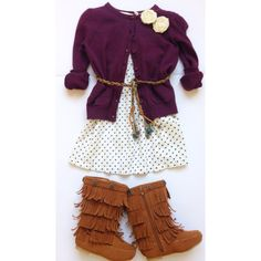 Fall outfit for toddler girl