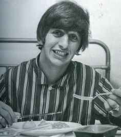 ringo starr - you didn't  miss your tonsils now, did you?