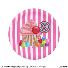 Candy Theme, Candy Party, Circus Carnival Party, Giant Candy, Cupcake Images, Disposable Tableware, Party Tableware, Candyland, Cool Wallpaper
