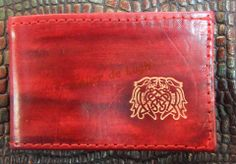 Cartera roja celta