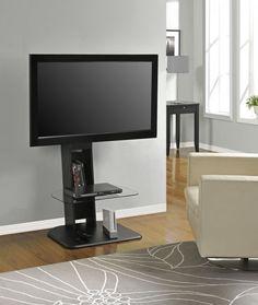 Home corner tv mount