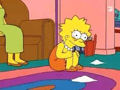 Find images and videos about sad, memes and lisa on We Heart It - the app to get lost in what you love. Memes Simpsons, Lisa Simpsons, Cartoon Memes, Funny Memes, Cartoons, Cartoon Profile Pics, Tumblr, Futurama, Funny Images
