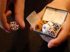 miniature cheerio donuts. oh. my. god.