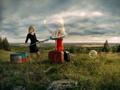 Surrealist Photographer Erik Johansson Bends Reality Without Photoshop | The Creators Project