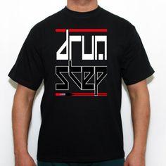 Drum Step - Camiseta calidad 180 gr/m2 Russell 180