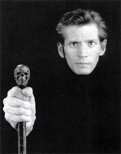 Self Portrait, 1988 by Robert Mapplethorpe