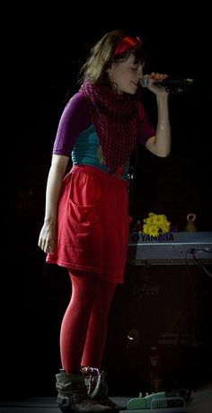 Natalia Lafourcade by Josh Cotera, via Flickr