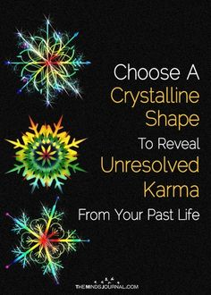 Choose the crystalline shape which appeals to you the most (it should be a natural selection, don't think too much) The one you choose will help identify the Unresolved Karma from your Past life Optical Illusions Test, Funny Illusions, True Colors Personality, Personality Quizzes, Spiritual Test, Spiritual Quotes, Aura Test, Interesting Facts About Yourself, Dont Think Too Much