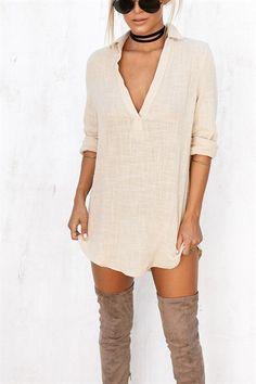 Buy Raw Bay Tunic Online - Dresses - Women's Clothing & Fashion - SABO SKIRT