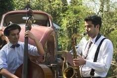 Excellent Cardiff based vintage swing and jazz act are newly minted on to the Freak Music roster today.