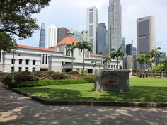 Parliament House paikassa Singapore