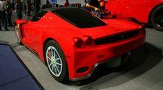 Ferrari Millechili Concept - backside