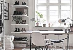 Ugens instagram-hjem er indrettet afdæmpet men med stor fokus på personlighed.