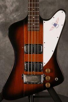 1979 Gibson THUNDERBIRD IV Bass Bi-Centennial
