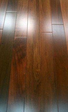 A Guide to Hardwood Floor Colors Walnut Hardwood Flooring, Hardwood Floor Colors, Wood Floor Texture, Vinyl Plank Flooring, Brazilian Walnut Floors, Brazilian Hardwood, Wood Vinyl, Living Room Flooring, Floor Design