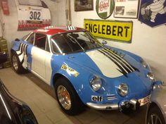 Alpine A110 GR4