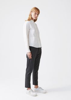 517c534ad1 Krissy Trouser - Grey Dogtooth - Hope STHLM