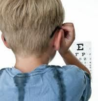 Helpful article for awareness: Who's looking out for these kids? Uncovering the red herring in vision screenings. Researchers have shown that a significant percentage of children who struggle in reading and learning have vision problems that interfere with performance in reading and classroom, but could still pass a distance eye sight test.