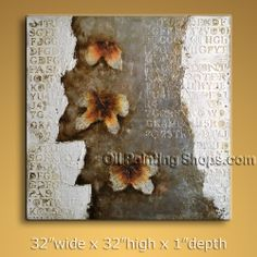Amazing Modern Textured Painted Wall Art High Quality Oil Painting For Living Room Abstract. In Stock $145 from OilPaintingShops.com @Bo Yi Gallery/ opsc028