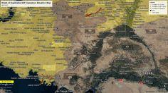#Media #Oligarchs #MegaBanks vs #Union #Occupy #BLM #SDF   #Raqqah (Wrath of Euphrates SDF Operation) Map  06-01-2017 #Syria #ISIS v #SDF #WrathOfEuphrates #wrath_of_euphrates   https://twitter.com/_paulo34/status/817448423796473856