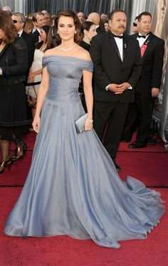 My favorite dress of the evening!
