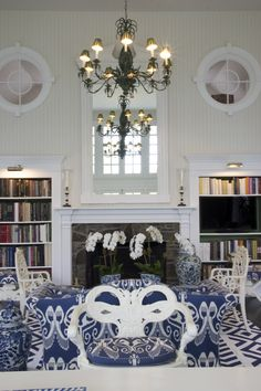 VT Interiors - Library of Inspirational Images: Make a Statement