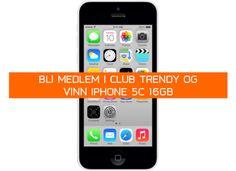 Deltag i vores nye konkurrence og vind en flot Apple-mobil Iphone 5c, Smartphone, Club, Apple, Apple Fruit, Apples